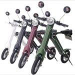 家庭で充電できる電動バイク