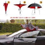 濡れない折りたたみ傘